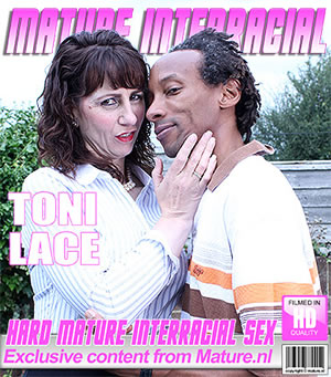 Interracial mature sex tube