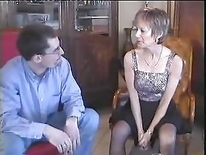 Sexy French Mature Gets Fucked And Fisted