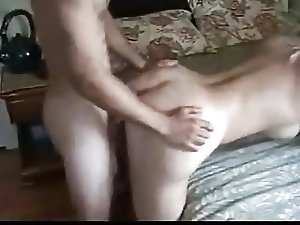 British MILF Fucks the Boy Next Door - Husband Films!!